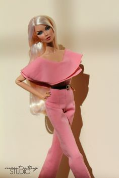https://flic.kr/p/HvcgBQ | Black Tie Goes Pink! IMG_4668 | Black Tie Goes PINK OOAK Enhanced Vanessa Perrin 1.0 vincent anthony studio