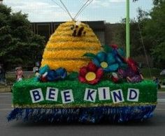 beehive for a parade float - Google Search