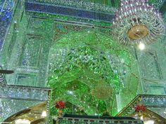 Мавзолей Шах-Черах (перс. شاه چراغ, англ. Shah Cheragh) - одна из достопримечательностей г. Шираз