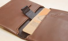 Bellroy Slim Sleeve Wallet Inside 1