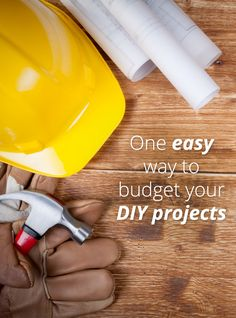 Simplify your DIY budget and home improvement projects with help from the Walmart MoneyCard Reloadable Prepaid Visa Card, part of the VisaClearPrepaid program. You'll be surprised how easy it becomes to stick to your budget! #AD