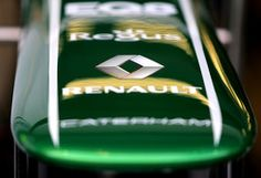 Renault, Caterham F1 Team