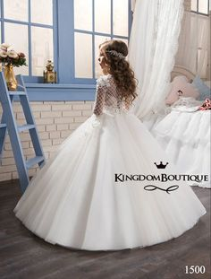 """""""Sleeping beauty"""" collection Dress 16-1500 Price: $128"""