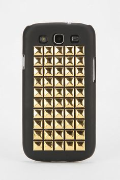 Square-Stud Samsung Galaxy S3 Phone Case #urbanoutfitters