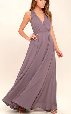 Be fashionable with the purple maxi dresses purple maxi dress dance the night away dusty purple backless maxi dress 1 yzdpulm Dusty Purple Dress, Dusty Purple Bridesmaid Dresses, Sage Green Maxi Dress, Purple Maxi, Lavender Dresses, Boho Bridesmaids, Best Maxi Dresses, Backless Maxi Dresses, Dresses Dresses