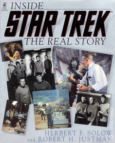 In the blink of an eye revised 2nd edition 9781879505629 walter inside star trek the real story fandeluxe Choice Image