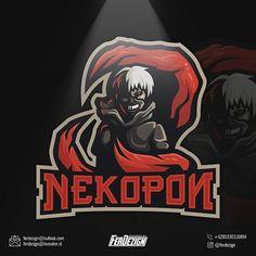 Top Manga, Manga Anime, Kaneki, Ken Tokyo Ghoul, Esports Logo, Battle Royale Game, Mobile Legends, Mood Quotes, Logo Design