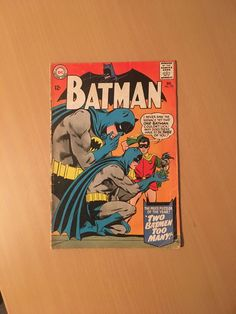 Your place to buy and sell all things handmade First Batman, Bob Kane, Batman Comics, Guy Names, Activity Centers, Rogues, Gd, Art Gallery, Artwork