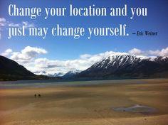 #travel #change #ins