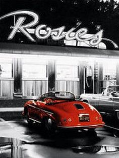ROSIE'S DINER will make you super nostalgic when you see the vintage cars lined up outside. Hit the link to see them: http://www.ebay.com/itm/ROSIES-DINER-CLASSIC-POSTER-24x36-SHRINK-WRAPPED-CARS-NOSTALGIC-17024-/301091165793?pt=Art_Posters&hash=item461a6e9661?roken2=ta.p3hwzkq71.bdream-cars #ThrowbackThursday