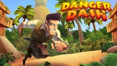 Danger Dash apk download is an endless runner in which players must control an adventurer trying desperately to avoid the attack by a pack of tigers wrath that will take them out in a few seconds.