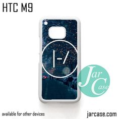 Twenty one Pilot Logo - Z Phone Case for HTC One M9 case and other HTC Devices