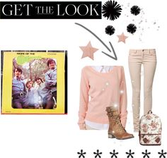 """The Monkees"" by tessalovestwilight ❤ liked on Polyvore"