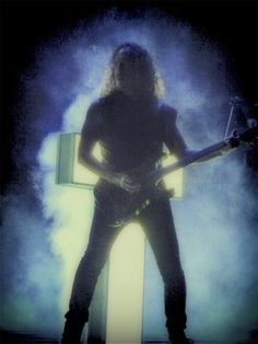 Kirk Hammett 2012