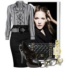 polyvore office wear - Google Search