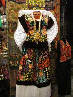 Gorgeous Oaxacan Clothing