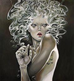 visionary art | Surrealism and Visionary art: Martine Johanna