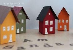 Häuser aus Milchkartons