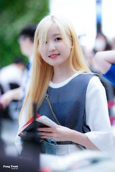 Kpop Girl Groups, Kpop Girls, Yuri, Honda, Pre Debut, Japanese Girl Group, Kim Min, Bell Sleeve Top, Actors