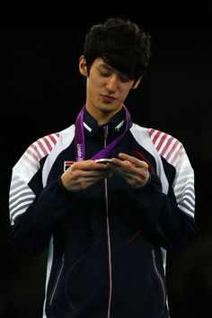 Dae Hoon Lee Photo - Olympics Day 12 - Taekwondo