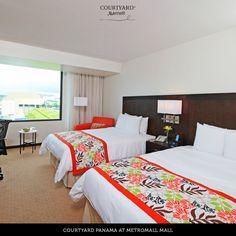 """""""Cuenta con una excelente ubicación al estar cercano al aeropuerto… el staff es agradable y servicial""""  Opinión de Nino C/Tripadvisor. #Panama #Hoteles"""