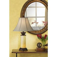Onyx Night Light Table Lamp