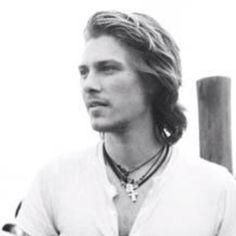 Taylor Hanson i have an unnatural obsession with long haired blonde boys lol