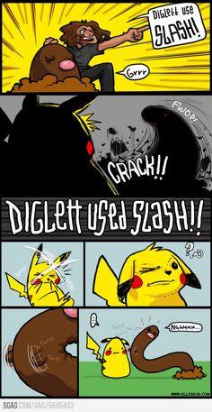 Pokemon really has a lot of fail!logic.