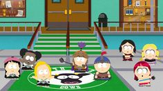 south park beautiful pictures