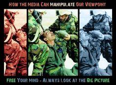 A veces un simple crop de una imagen puede cambiar radicalmente el mensaje de la misma.