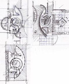 Land plane Architecture Concept Diagram, Landscape Architecture Drawing, Landscape Sketch, Landscape Design Plans, Architecture Plan, Plaza Design, Urban Design Diagram, Parking Design, Planer