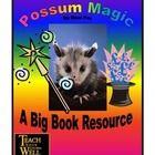 Free - Big Book Activities - Possum Magic - 18 pages Free Activities, Language Activities, Mem Fox Books, Talk 4 Writing, Possum Magic, Shared Reading, Narrative Writing, Australian Animals, Free Math