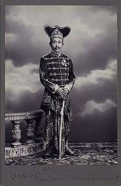 Raden Mas Ario Purwodiningrat 1910