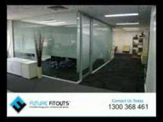 futurefitouts.com.au- Office Glass Partitions Brisbane #OfficePartitionsBrisbane