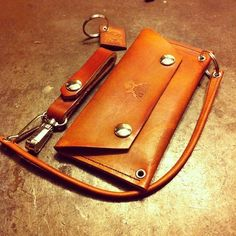 Biker Wallet w/ Chain by The CLAW