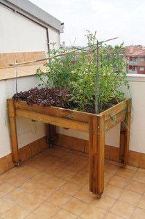 Huerto Urbano / Mesa de Cultivo