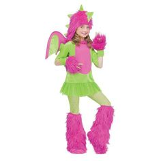 Dragon Girl's Costume #shopko