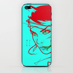 ISAS_trance iPhone & iPod Skin by SEVENTRAPS | Society6