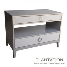 Adams Side Table, Plantation Design -- Furnishings