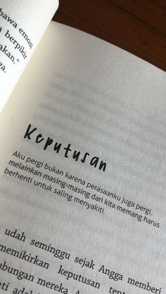 Quotes hurt indonesia 57 ideas quotes is part of Quotes rindu - Quotes Rindu, Quotes From Novels, Message Quotes, Reminder Quotes, Text Quotes, Mood Quotes, Life Quotes, People Quotes, Drama Quotes