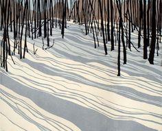 Loralie Clemmensen - Printmaker   Artwork