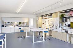 Vitra Studio Office, Birsfelden :  Sevil Peach