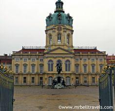 Schloss Charlottenburg Palace Berlin