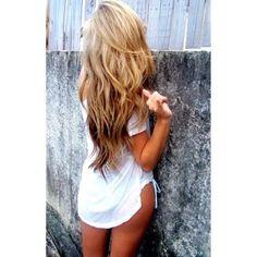 Hair Ideas, Blonde Hair With Brown, Hair Colors, Blondes On Brown Hair ...