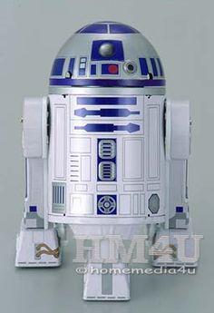 Star Wars R2-D2 Resin Model Kit