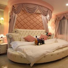 Unique Bedroom Furniture, Bed Furniture, Furniture Movers, Furniture Online, Cheap Furniture, Bedroom Sets, Home Bedroom, Bedroom Decor, Luxury Bedroom Design