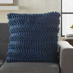 Colmars Throw Pillow from Wayfair.com