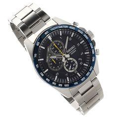 Stainless Steel Bracelet, Stainless Steel Case, Seiko Watches, Casio Watch, Chronograph, Quartz, Sports, Accessories, Stainless Steel Mailbox