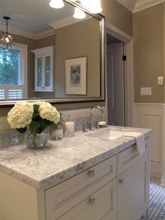 long single sink vanity. One Of The Most Exciting Parts About E Design Projects Is When I Receive  Those Long Awaited After Photos From Clients Handing A Pr Single Sink Large Vanity Bathroom Ideas Pinterest