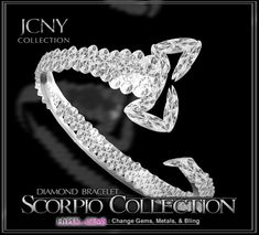 `Delicate but strong featured SCORPIO Bracelets